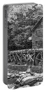 Glade Creek Grist Mill 2 Bw Portable Battery Charger