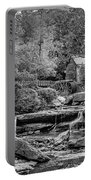 Glade Creek Grist Mill 3 Bw Portable Battery Charger