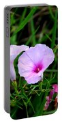 Glades Morning Glory Portable Battery Charger