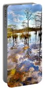 Glades Reflective 1 Portable Battery Charger