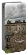 Glasgow Cathedral And Victoria Infirmary Portable Battery Charger