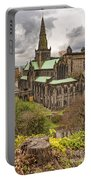 Glasgow Cathedral From The Necropolis Portable Battery Charger