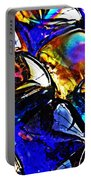 Glass Abstract 11 Portable Battery Charger