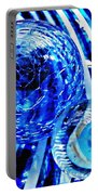 Glass Abstract 110 Portable Battery Charger