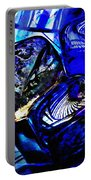 Glass Abstract 14 Portable Battery Charger