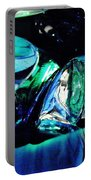 Glass Abstract 141 Portable Battery Charger