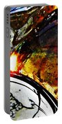 Glass Abstract 2 Portable Battery Charger
