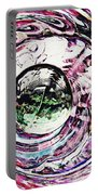 Glass Abstract 515 Portable Battery Charger