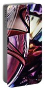 Glass Abstract 523 Portable Battery Charger