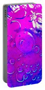 Glass Abstract 605 Portable Battery Charger
