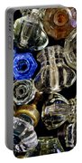 Glass Knobs Portable Battery Charger