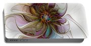 Glass Petals Portable Battery Charger