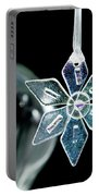 Glass Star Decoration Portable Battery Charger