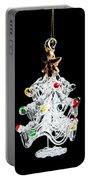 Glass Tree Decoration Portable Battery Charger