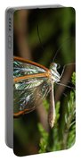 Glasswinged Butterfly Portable Battery Charger
