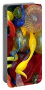 Glassworks Of The Milwaukee Art Museum Portable Battery Charger