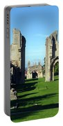 Glastonbury Abbey 1 Portable Battery Charger