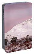 Glen Affric Sunrise Portable Battery Charger
