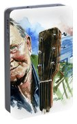 Glen Campbell Portable Battery Charger