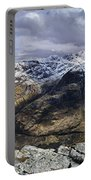 Glencoe - Scotland Portable Battery Charger