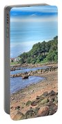 Glen Cove Rocky Beach Portable Battery Charger