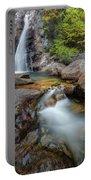 Glen Ellis Falls Autumn Portable Battery Charger