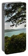 Glen Lake Overlook Portable Battery Charger