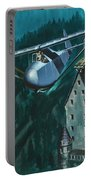 Glider Escape From Colditz Castle Portable Battery Charger
