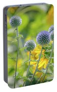 Globe Thistle Portable Battery Charger