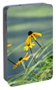 Gloriosa Daisies Portable Battery Charger