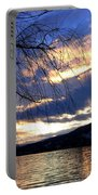 Glorious Twilight Hour Portable Battery Charger