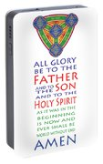 Glory Be Prayer Portable Battery Charger