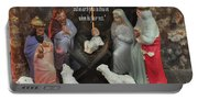 Glory To God Portable Battery Charger