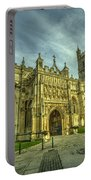 Gloucester Cathedral  Portable Battery Charger