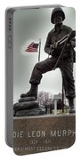 Glow Of Patriotism Portable Battery Charger