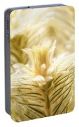 Glowing In Sunlight Golden Plants Portable Battery Charger