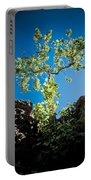 Glowing Tree Portable Battery Charger
