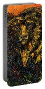 Go Griz Portable Battery Charger