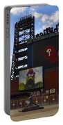 Go Phillies - Citizens Bank Park - Left Field Gate Portable Battery Charger