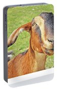 Goat Brown Nubian 2 6242018 Goat 2416.jpg Portable Battery Charger