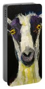 Goat Gloat Portable Battery Charger