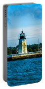 Goat Island Light House Portable Battery Charger