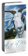 Goats Of St. Maarten- Andre Portable Battery Charger