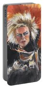 Goblin King At His Best Portable Battery Charger