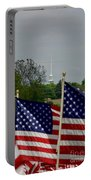 God And Country Portable Battery Charger