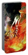 God Of Fire Portable Battery Charger