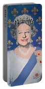 God Save The Queen Portable Battery Charger