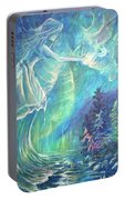 Goddess Of Memory Portable Battery Charger