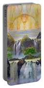 God's Holy Hill Portable Battery Charger