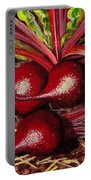 God's Kitchen Series No 2 Beetroot Portable Battery Charger